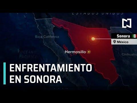 Guardia Nacional repele ataque en Sonora - Las Noticias