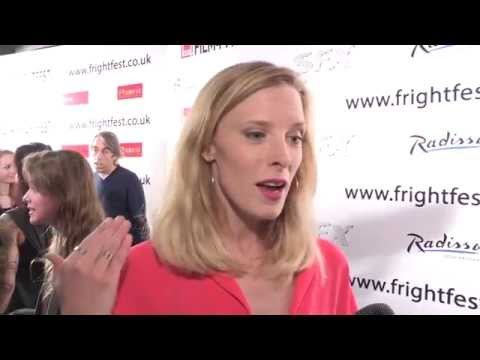 Film 4 FrightFest – Howl  s – Shauna Macdonald & Paul Hyett