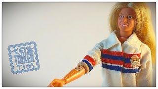 Bionic Woman Action Figure - Ep.2, Hair, Clothing, Arm Repair/Restore