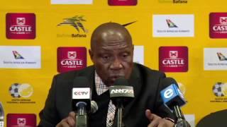 Shakes Mashaba on Bafana draw against Ghana