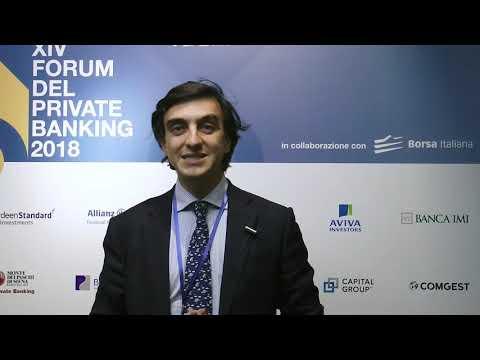 XIV Forum del Private Banking - Intervista a Paolo Sarno (Aviva Investors)