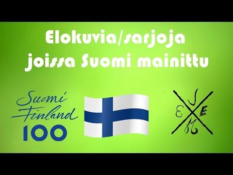 Suomi mainittu! Torilla tavataan! #suomi100
