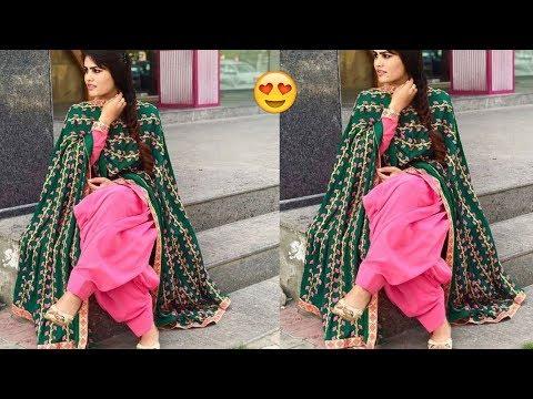 91d1e2769d top 40 new punjabi suits for ladies Punjabi Suit Collection    Latest  Punjabi Suit Designs 2018