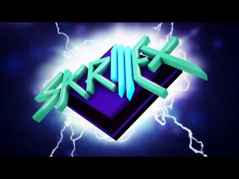 skrillex scary monsters cancion