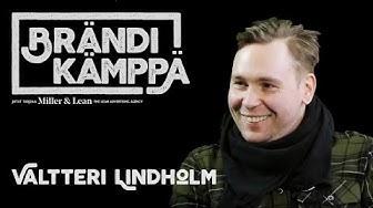 Brändikämppä - Valtteri Lindholm: Erilaistu olemalla oma itsesi (2019)
