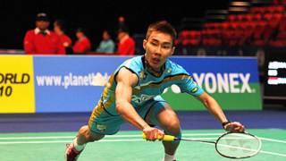 top 5 badminton rackets 2012