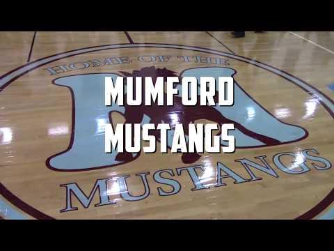 Mumford Mustangs vs Detroit Central Basketball