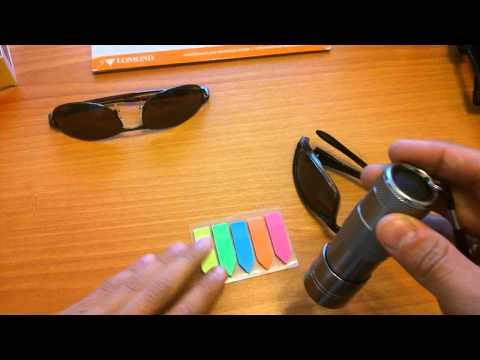 Как проверить очки на защиту от ультрафиолета
