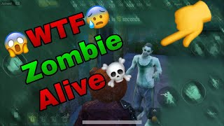 😱 I FOUND ALIVE ZOMBIE HERE |PUBG MOBILE|ZOMBIE MODE