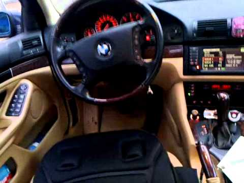bmw 530d e39 full option 2003 edition youtube. Black Bedroom Furniture Sets. Home Design Ideas