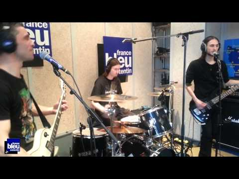 METEOR - Who Made Who (AC/DC cover) | Live Radio France Bleu Cotentin