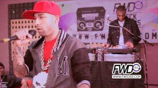 """FWD360.com - Wreck Sessions - MessiahBolical - """"Muthafuckin Problem"""" - Episode 3"""