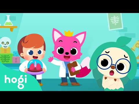 Pinkfong My Body | App Trailer, Game Play | Kids App | Pinkfong Game | Pinkfong Kids App Games