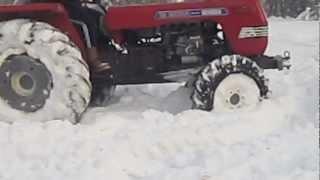traktör karda 4x4