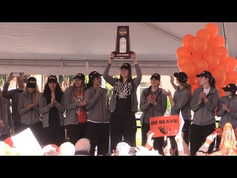 Video: Beaver Nation Celebration