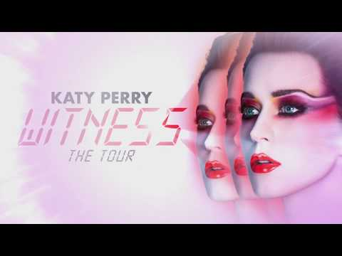 Katy Perry - ? WITNESS: The Tour ? Europe Announcement Thumbnail image