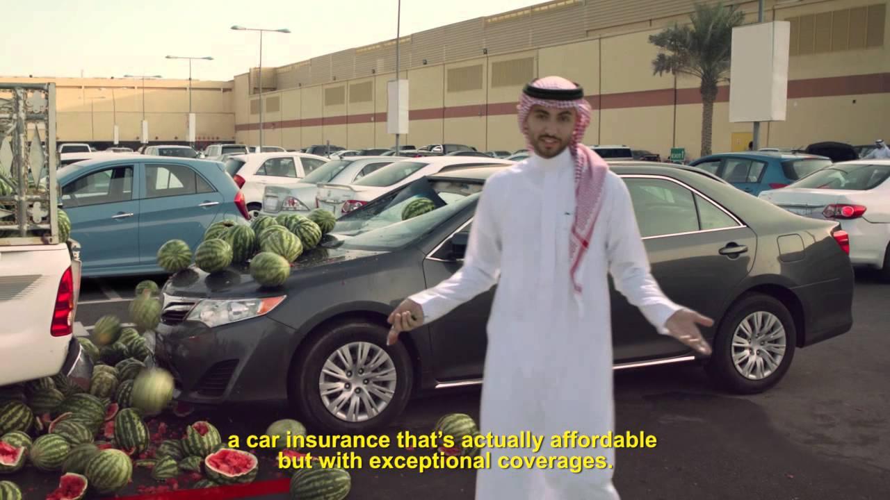AXA Cooperative Insurance Company KSA (Motor Campaign