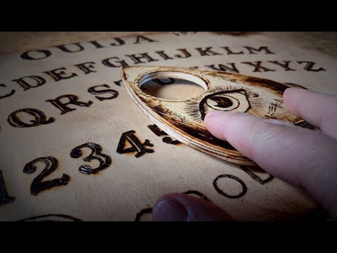 DIY Homemade Ouija Board
