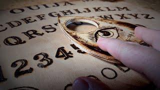 DIY Homemade Ouija Board