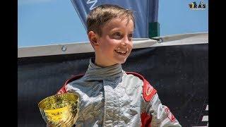 Gabi Imre Jr.Cel mai tanar pilot de drift din Europa (12 ani)