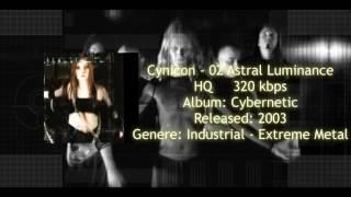 Cynicon 02 Astral Luminance [Black Metal] [Industrial]