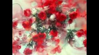 Yuko Nagayama-watercolours/