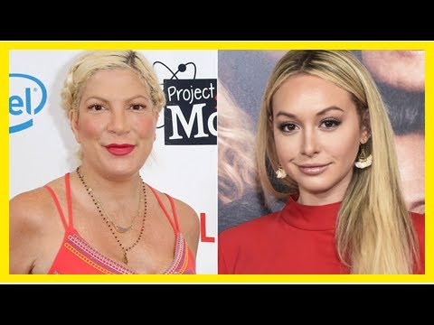 Corinne Olympios Says Tori Spelling Seemed 'Distant' Prior to Police Being Called to Her House (Exc