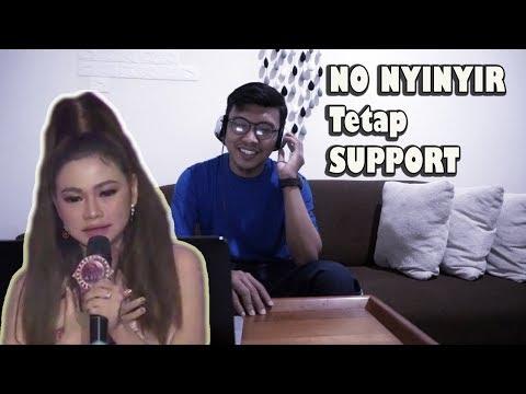 SELALU SUPPORT !!! Rara - Selalu Milikmu | D'Academy Asia 4 | REACTION