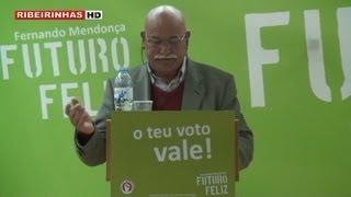 Cabo Borges apresentou a lista concorrente à Junta de Freguesia de Avanca