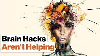 "Why ""Brain Hacks"" Don't Help   Understanding Creativity with David Eagleman"