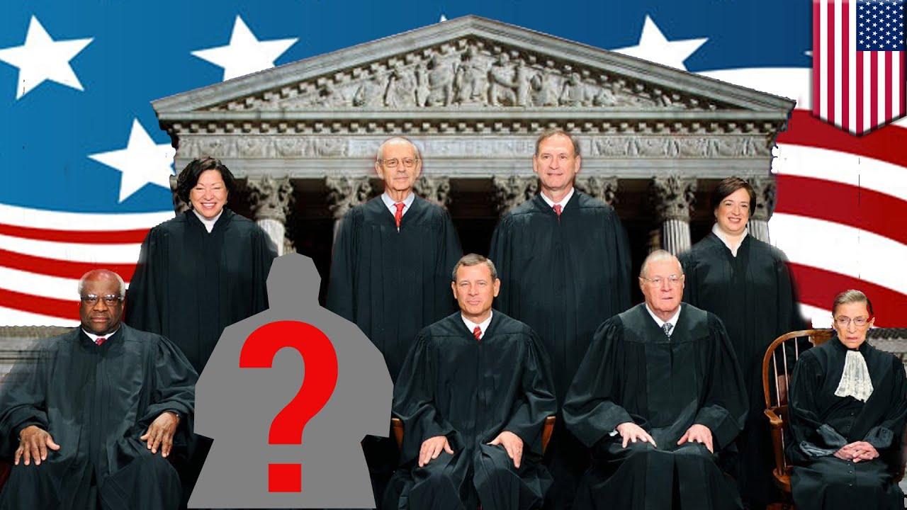 美國最高法院大法官提名程序解析 - YouTube