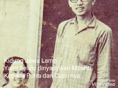 Tembang Kuno Jawa Islami : Gusti Alloh iku Siji..