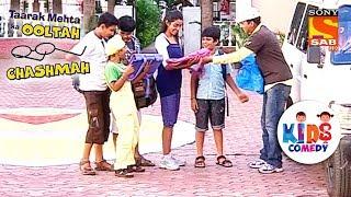 Sundar Gets Tapu Sena Gifts | Tapu Sena Special | Taarak Mehta Ka Ooltah Chashmah