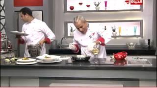 برنامج المطبخ – الشيف يسري خميس – حلقة الثلاثاء 20-1-2015 – Al-matbkh