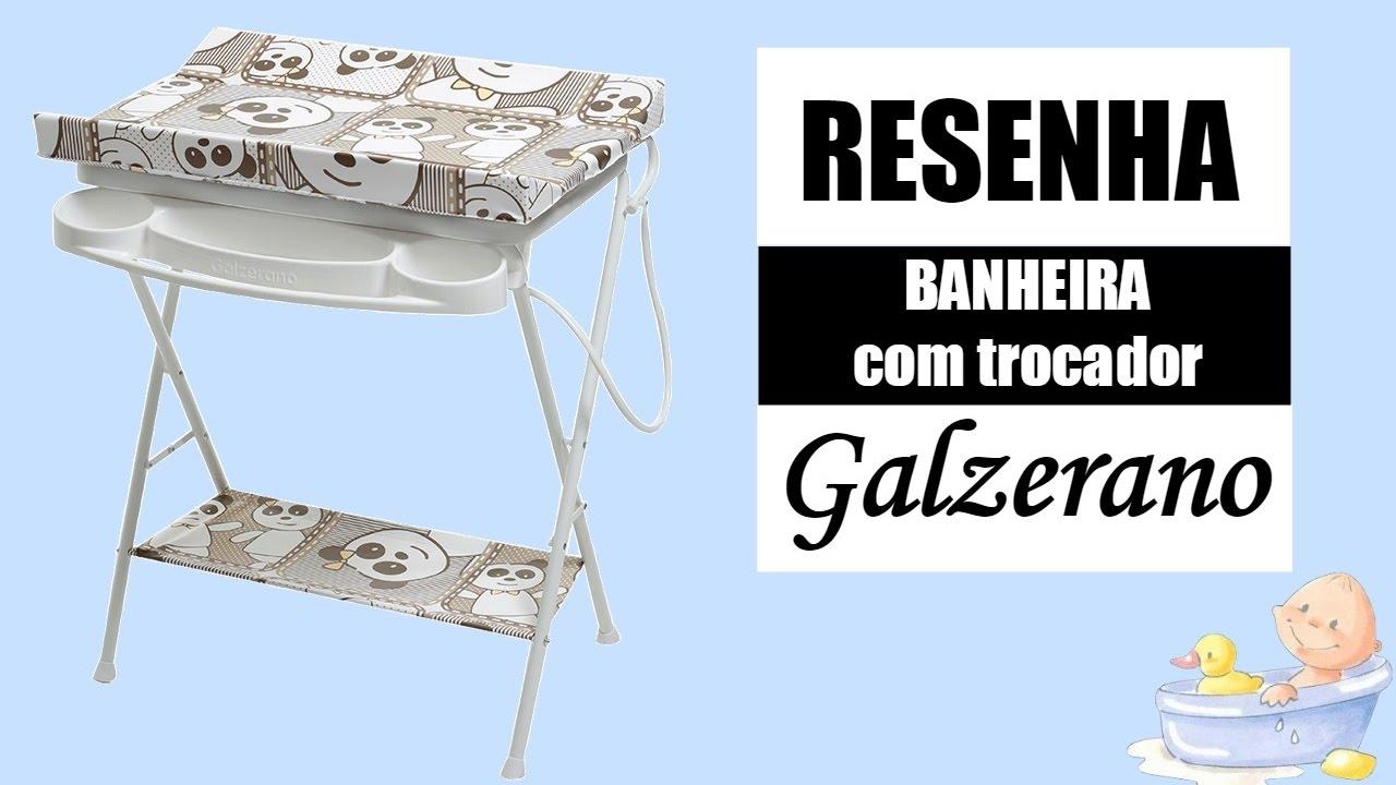 bf29a96165 RESENHA BANHEIRA LUXO RÍGIDA GALZERANO