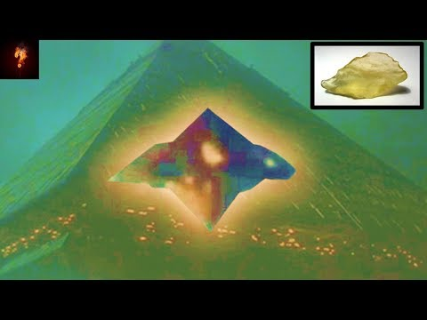 Ancient UFO Hidden Inside The Great Pyramid?