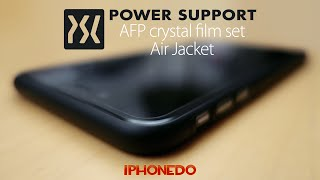 Power Support - AirJacket & AFP Crystal Film Set (CC in English)