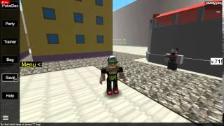 Roblox's Pokemon Project V.715 : Let's PLay! : Ep 40 : That Flamethrower Man..Lol