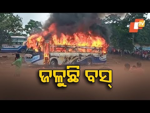 Passenger Bus Catches