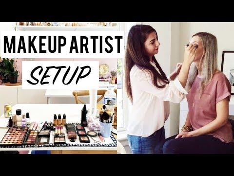 makeup-artist-kit-setup
