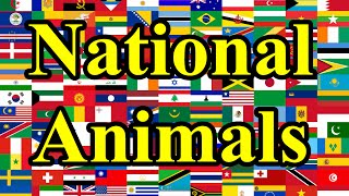 National Animals of Countries