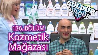 Güldür Güldür Show 136. Bölüm, Kozmetik Mağazası