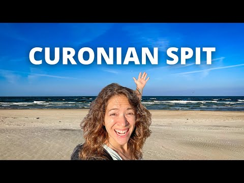 THIS IS LITHUANIA?! The Curonian Spit