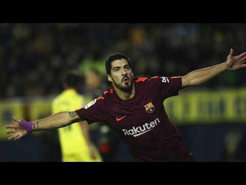 Villarreal vs Barcelona [0-2], La Liga, 2017/18