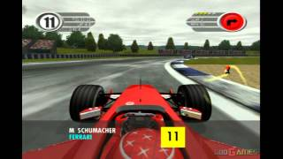 F1 2002 - Gameplay Xbox (Xbox Classic)