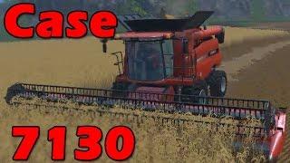 farming simulator 15 case 7130
