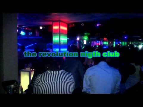 THE REVOLUTION NIGHT CLUB IN BAMENDA CAMEROON