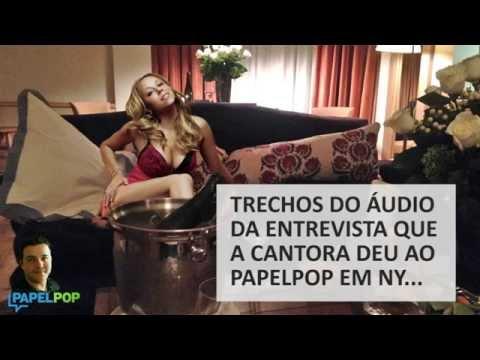 Mariah Carey - Entrevista do Papelpop -  1