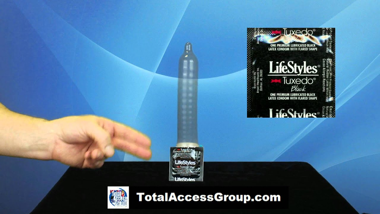 LifeStyles Tuxedo Condoms Review by Total Access Group ...