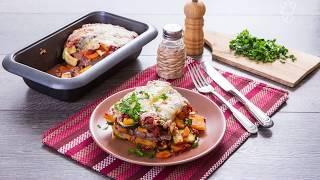 Запеканка из говядины с овощами – доставка продуктов с рецептами Шефмаркет